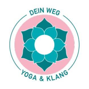 hilledesign Kundenlogos Dein Weg – Yoga und Klang