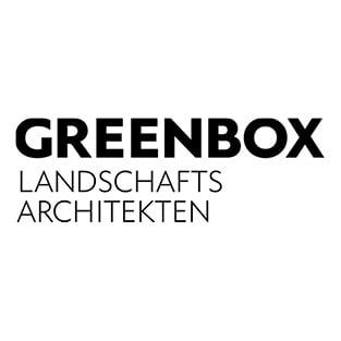 hilledesign Kundenlogos GREENBOX Landschaftsarchitekten