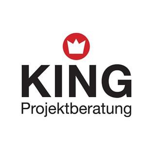 hilledesign Kundenlogos KING Projektberatung