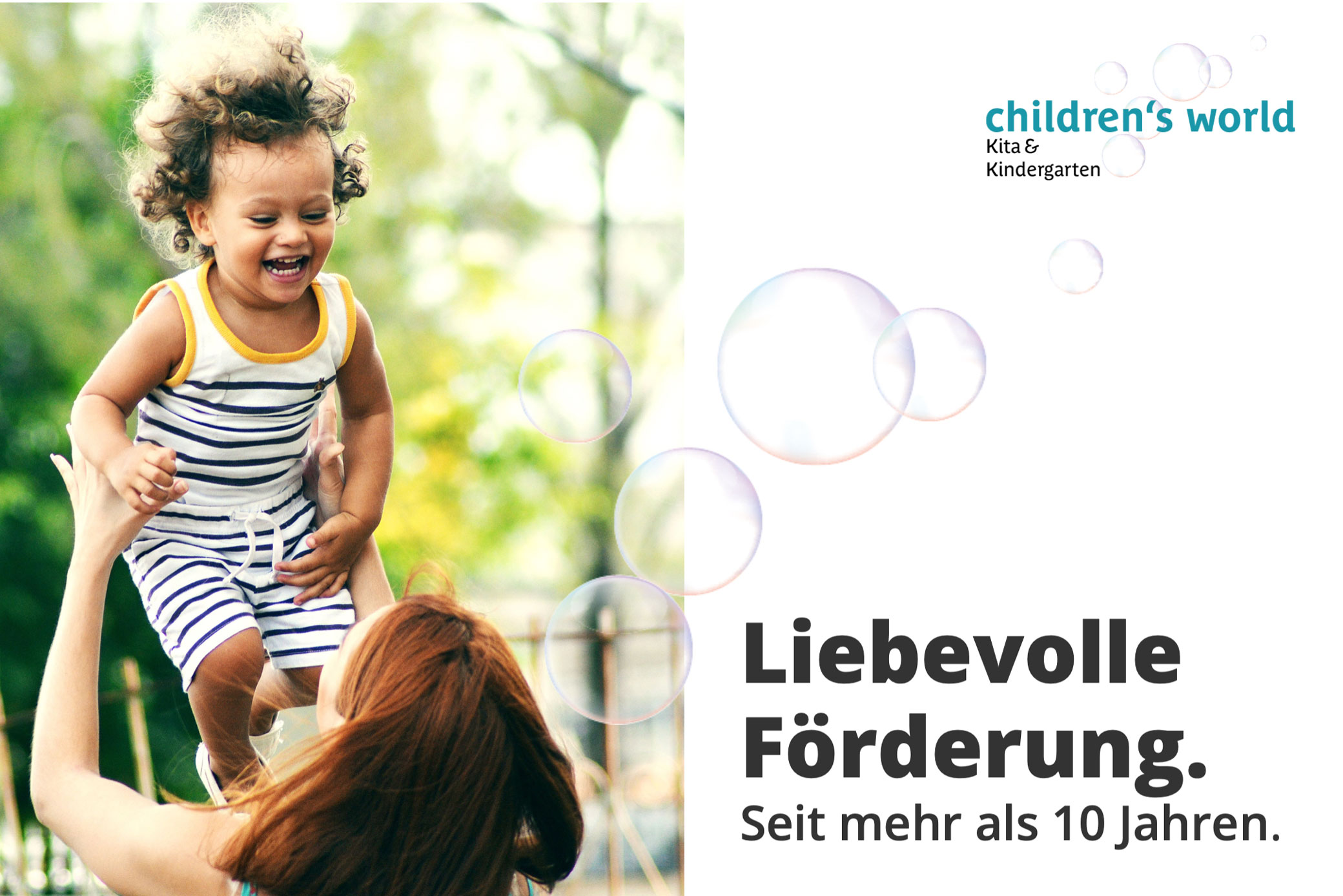 hilledesign Portfolio children's world Übersicht
