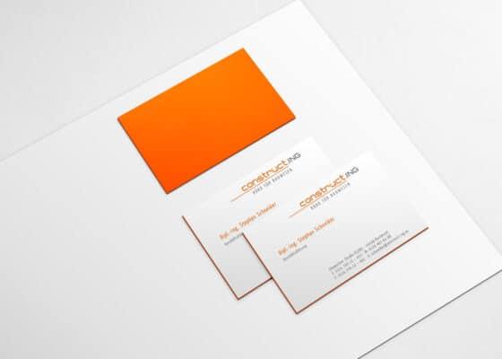 hilledesign Portfolio construct.ING Logodesign Vistenkarte