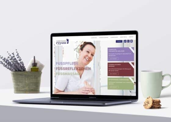 hilledesign Portfolio Webdesign ryFuss