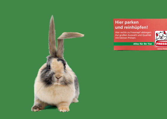 hilledesign Portfolio Fressnapf Werbung