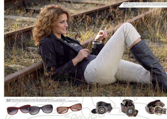 hilledesign Portfolio HIS Jeans Kollektionsbuch