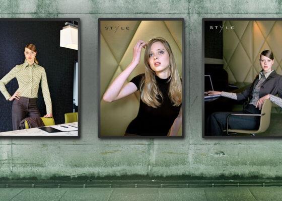hilledesign Portfolio Orsay Style Poster