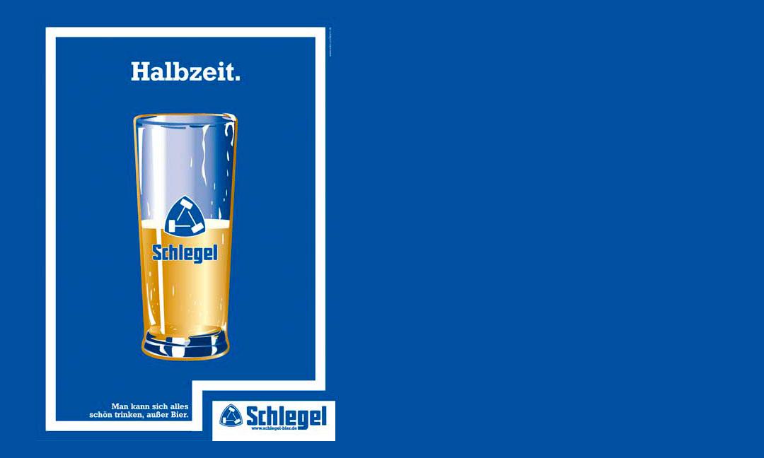 hilledesign Portfolio Schlegel Motiv Halbzeit