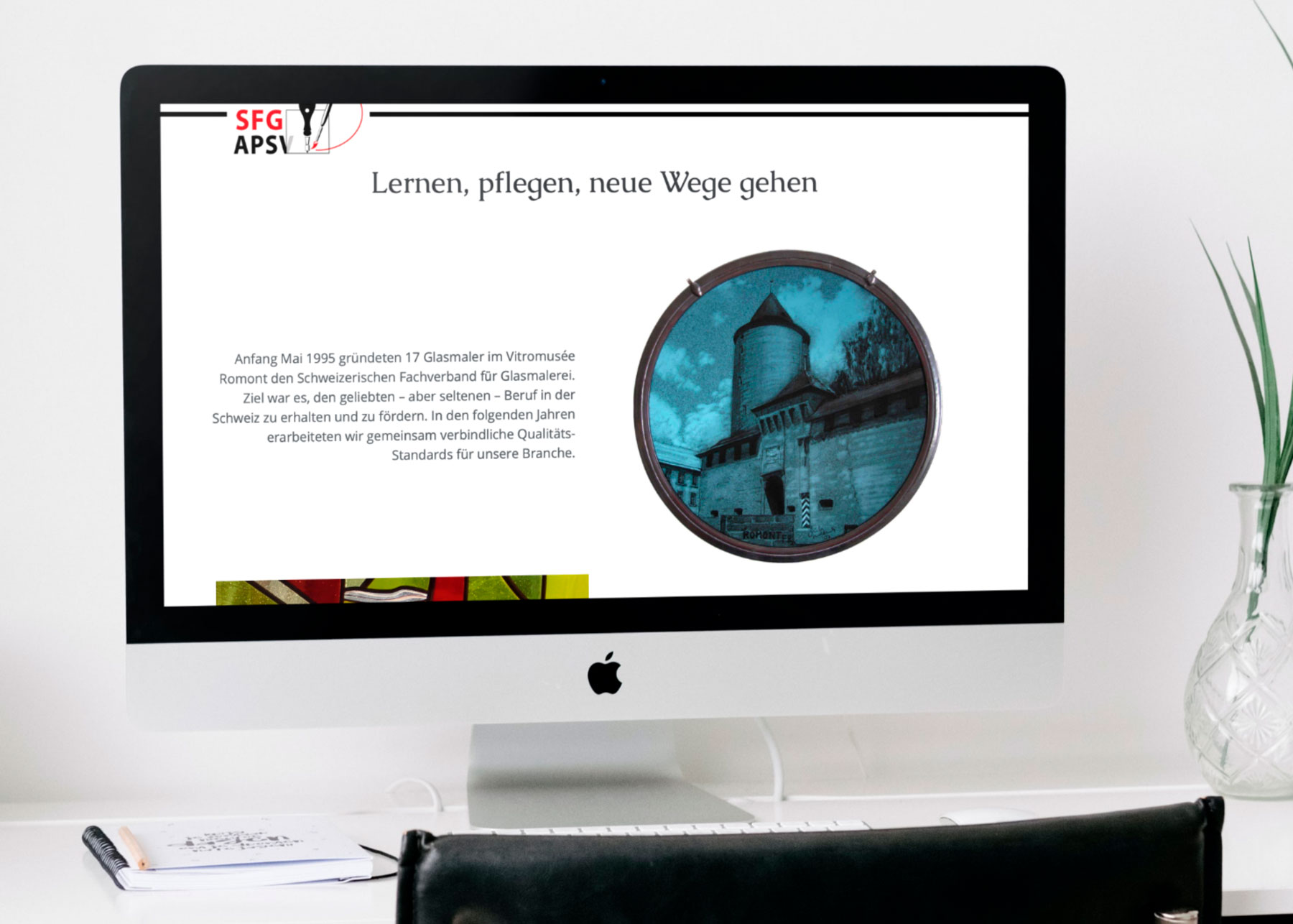 hilledesign Portfolio Webdesign SFG
