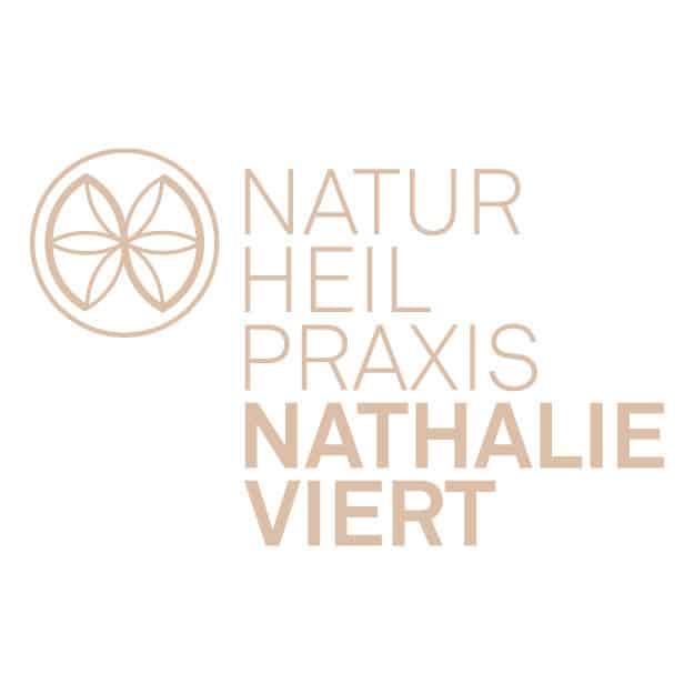 hilledesign Kundenlogo Naturheilpraxis Nathalie Viert