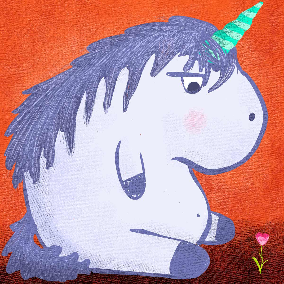 hilledesign-illustration-annoyed-animals-unicorn
