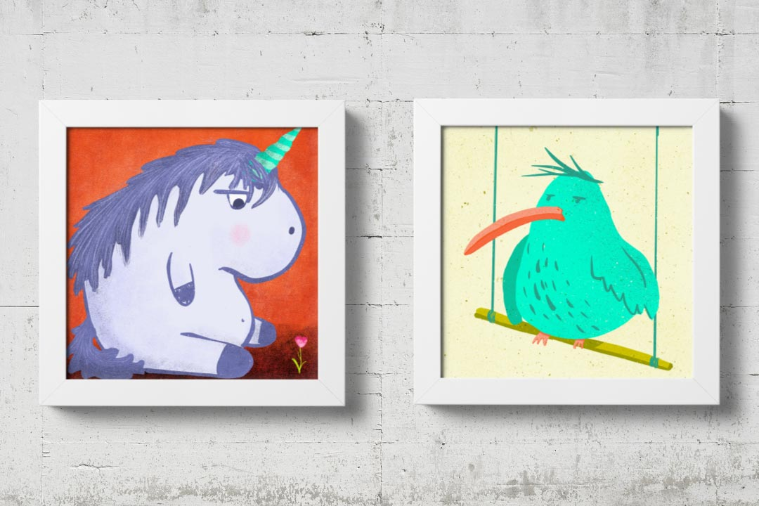 hilledesign-illustration-annoyed-animals