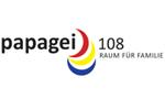 hilledesign Referenzen Kundenlogo Papagei.108 Raum für Familie